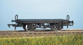 Ratio Plastic Models - 10' Wheelbase GWR/RCH Wagon underframe