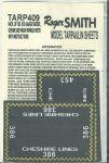 Roger Smith - 4mm Cheshire Lines Wagon Tarpaulin Sheets
