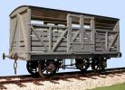 Slaters 7mm - MR Long Cattle Wagon