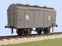 Slaters 7mm - LNER Bulk Alumina Wagon