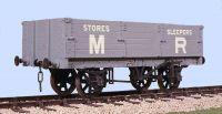 Slaters 7mm Wagon - MR Sleeper Wagon (Diagram 307)