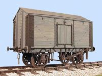 Slaters 7mm - Charles Roberts Salt Wagon circa 1909