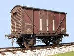 Slaters 7mm - BR Shock Absorbing Covered Wagon