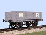 Slaters 4027 - MR 8 Ton 5 Plank Mineral Wagon