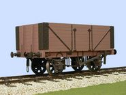Slaters 4040 - Charles Roberts 7 Plank PO with side door