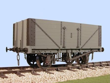Slaters 4060 - RCH 1923 7 Plank PO Side Door Wagon