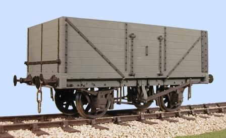 Slaters 4061 - RCH 1923 7 Plank PO Side /End Door Wagon