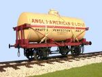 Slaters 70138A - 7mm Decal -  Anglo American Tank Wagon