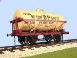 Slaters 70138BP - 7mm Decal -14 Ton Tank Wagon BP