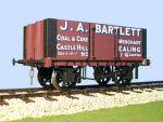 Slaters - Private Owner - 'JA Bartlett' 7 Plank Gloucester Side Door