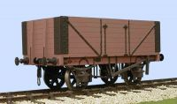 Slaters 7mm - Charles Roberts 7 Plank PO with side door