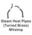 Vacuum & Steam Heating Pipes