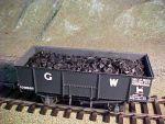 Ten Commandments - Large Coal Load Tarpaulined 7mm