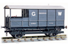 Peco Wonderful Wagon Kits W-601 - GWR Toad 16 Ton brake Van