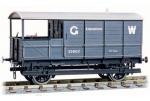 Peco 7mm Wonderful Wagon Kits W-601 - GWR Toad 16 Ton brake Van