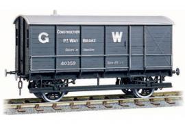 Peco Wonderful Wagon Kits W-602 - GWR Permanent Way Brake Van