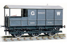 Peco Wonderful Wagon Kits W-603 - GWR 24 Ton Six Wheel Brake Van