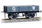 Peco Wonderful Wagon Kits W-604 - GWR 10 Ton 4 Plank Open Wagon