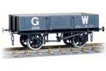 Peco 7mm Wonderful Wagon Kits W-604 - GWR 10 Ton 4 Plank Open Wagon