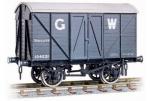 Peco 7mm Wonderful Wagon Kits W-606 - GWR 10 Ton Ventilated Box Van