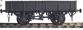 Cambrian Model Rail C01 - GWR 10 Ton Ballast Wagon