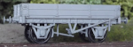 Cambrian Model Rail C100 - Cambrian Railways 2 Plank Dropside Wagon Kit