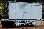 Cambrian Model Rail C101 - LMS 12 Ton Van Kit (B Ventilated