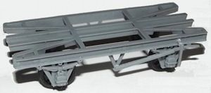 Cambrian Model Rail 4mm Wagon Underframe Kits - wheels & bearings required