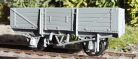 Cambrian Model Rail C108 - SECR 5 Plank Wagon Kit (D1347/49)