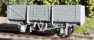 Cambrian Model Rail C108 - SECR 5 Plank Wagon Kit (D1347/49)