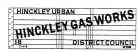 Modelmaster Private Owner 4mm Decals - Hinckley Gas Works