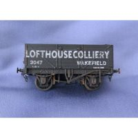 Modelmaster Private Owner 4mm Decals - Lofthouse Colliery Wakefield