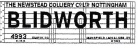 Model Master Private Owner 4mm Decals - Newstead Colliery Nottingham