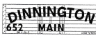Modelmaster Private Owner Decals 4mm - Dinnington Main Colliery