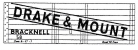 Modelmaster Private Owner 4mm Decals - Drake & Mount Bracknell