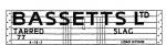 Modelmaster Private Owner 4mm Decals - Bassets Ltd