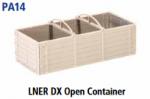 Parkside Models PA14 - LNER DX Open Container
