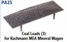 Parkside Models PA25 - Coal Loads for Bachmann MEA (3)