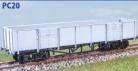 Parkside Models PC20 - LNER Bogie Sulphate Wagon