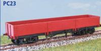 Parkside Models PC23 - LNER Bogie Brick Wagon (Decals Included)