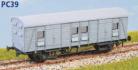 Parkside Models PC39 - Southern Railways CCT Parcels Van