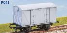 Parkside Models PC41 - BR 12 Ton Van 'Vanwide' (Diag. 1/217) (Vacuum Brake) Decals Included