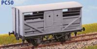 Parkside Models PC50 - LNER Standard Cattle Truck (Decals Included) (Diag. 39)