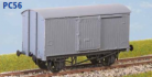 Parkside Models PC56 - LNER 10 Ton Fish Van (Diag. 134) - Traditional Body ( Decals Icluded)