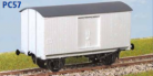 Parkside Models PC57 - LNER/BR 10 Ton Fish Van (Diag. 134) - Insulated Body Recessed Door