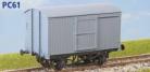 Parkside Models PC61 - LNER 12 Ton Goods Van (Diag. 94)
