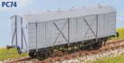 Parkside Models PC74 - GWR 'Fruit D' Van (Diag. Y11) Decals Included
