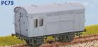 Parkside Models PC79 - GWR Horse Box N13