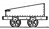 Rodney Stenning 009 - T5 Talyllyn Railway Incline Rubbish Wagon