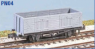 Peco N Gauge Wagon Kit (EX Parkside PN04) - LNER 20 Ton Loco Coal Wagon